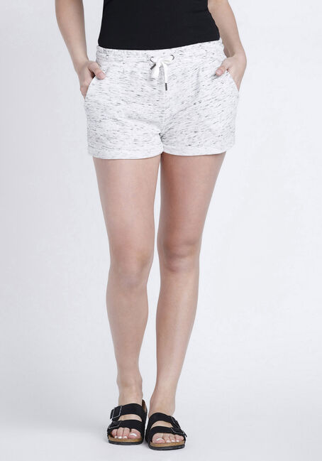 Womens' Space Dye Boyfriend Short