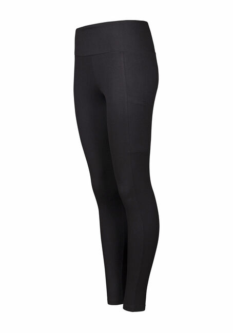 Women's Cell Pocket Legging, BLACK, hi-res