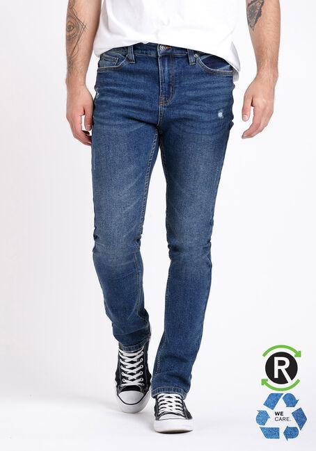 Men's Relaxed Slim Medium Wash Jeans