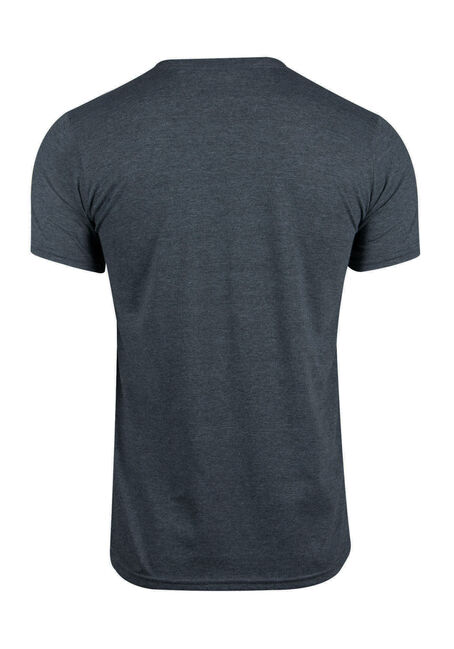 Men's East Coast Tee, DARK HEATHER, hi-res
