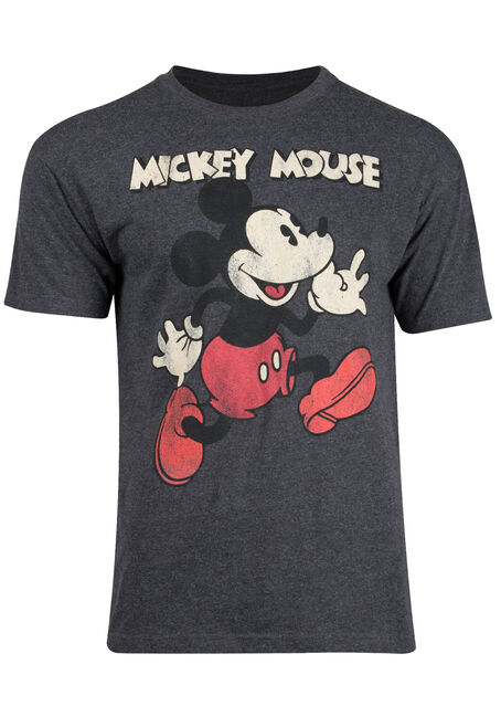 Men's Vintage Mickey Mouse Tee