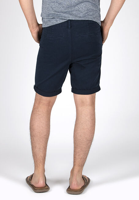 Men's Chino Short, NAVY, hi-res