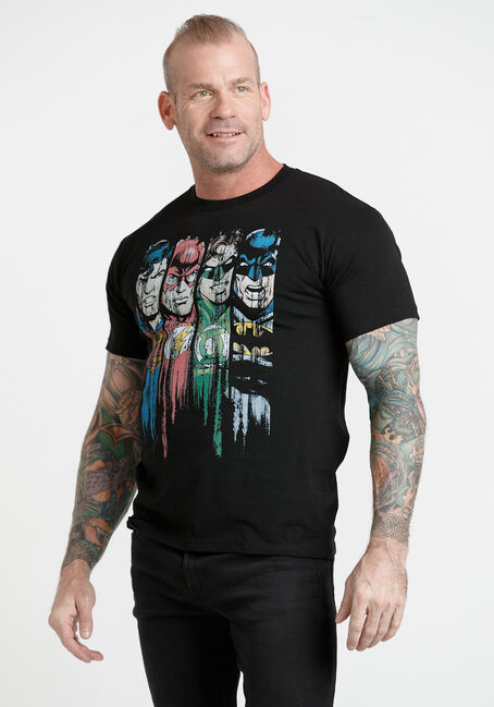 Men's Justice League - Group Tee