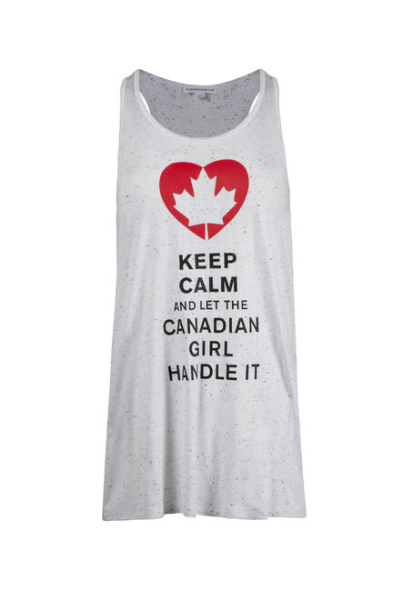 Women's Canadian Girl Tank