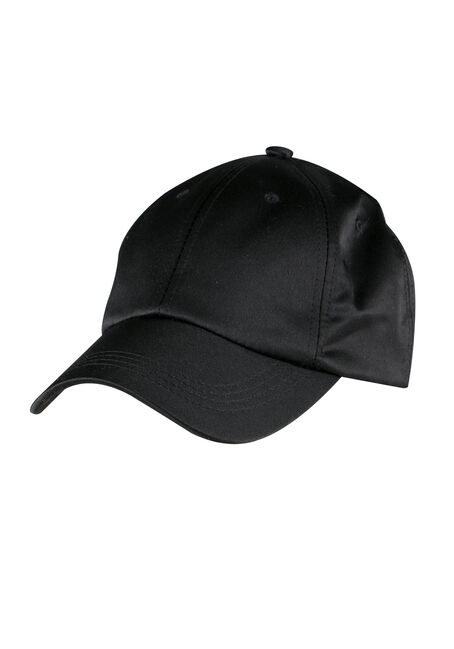 Ladies' Laced Back Baseball Hat