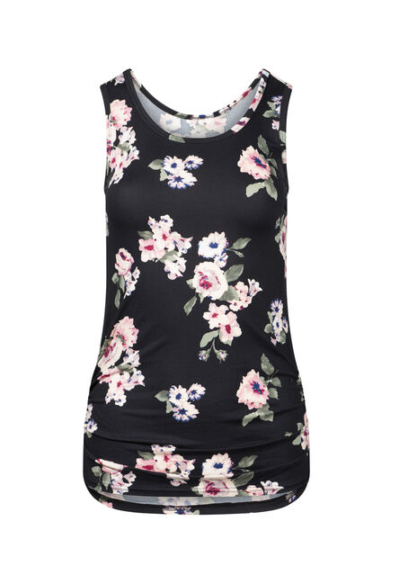 Women's Floral Super Soft Tank