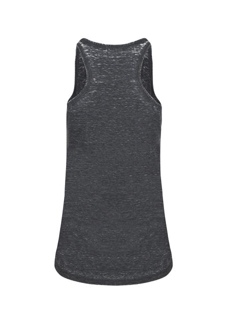 Ladies' If It Involves Mountains Tank, BLACK, hi-res