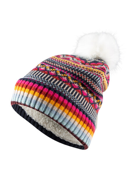 Women's Multi Colour Hat