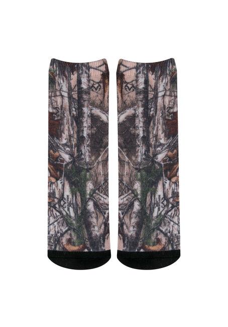 Men's 2 Pack Real Tree Ankle Socks