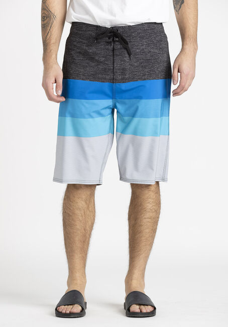 Men's Colour Block Board Shorts