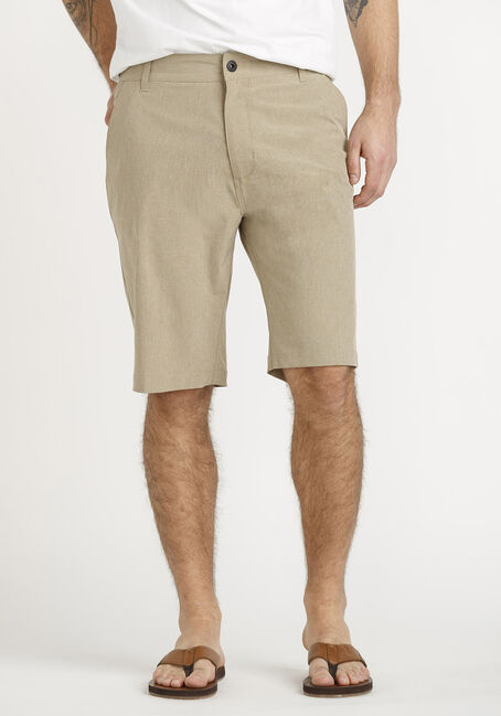 Men's Poly Catonic Shorts
