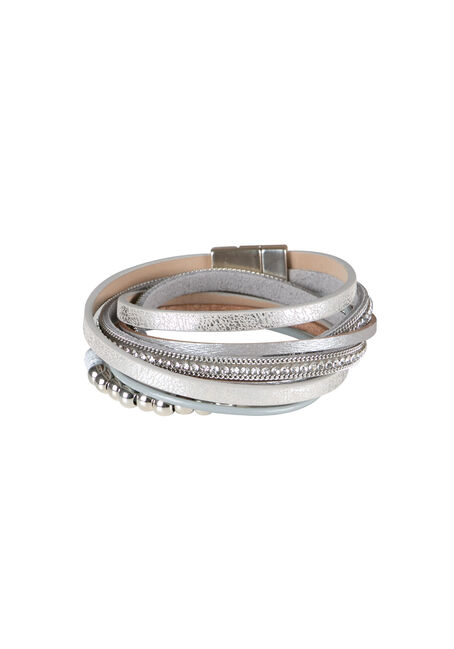 Women's Magnetic Wrap Bracelet