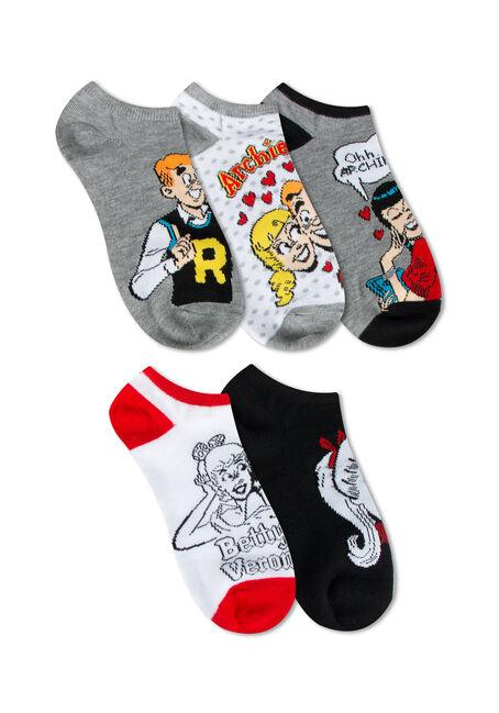 Women's 5 Pair Archie Socks