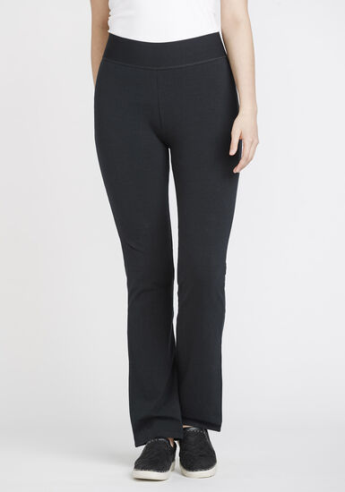 Women's Yoga Pant, BLACK, hi-res