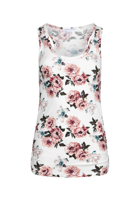 Womens' Floral Super Soft Tank