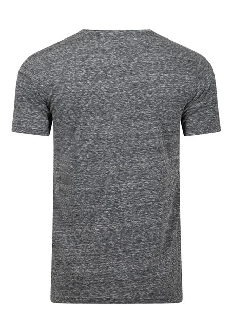 Men's Everyday V-Neck Tee, BLACK, hi-res