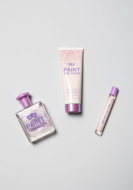 PAINT THE TOWN PERFUME GIFT SET