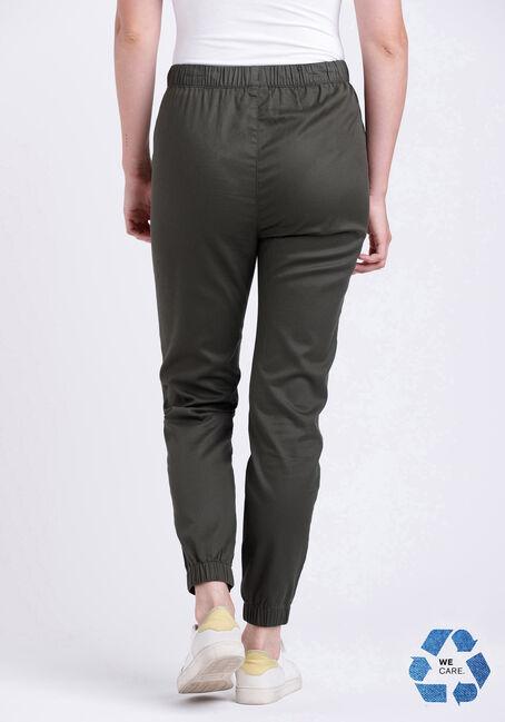 Women's Surplus Pocket Jogger, DARK OLIVE, hi-res