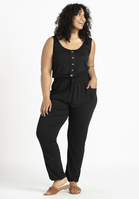 Women's Jogger Jumpsuit