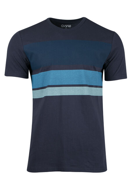 Men's Stripe Tee