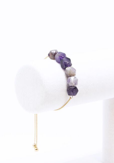 Women's Amethyst Bracelet