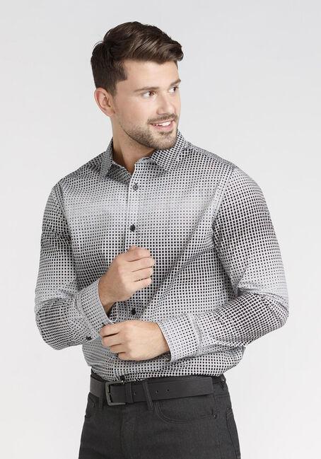 Men's Grid Shirt