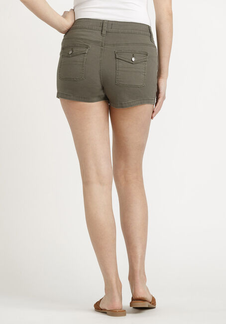 Women's Surplus Pocket Short, DARK OLIVE, hi-res