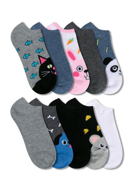 Women's 10 Pair Critter Socks