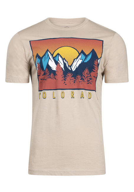 Men's Colorado Tee
