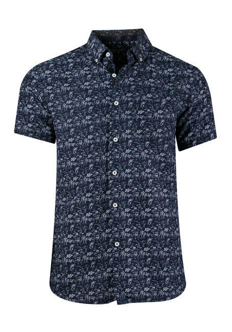 Men's Tropical Shirt