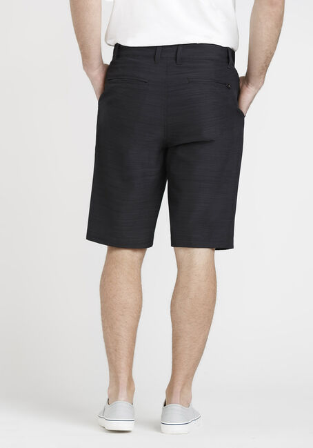 Men's Tonal Hybrid Shorts, BLACK, hi-res