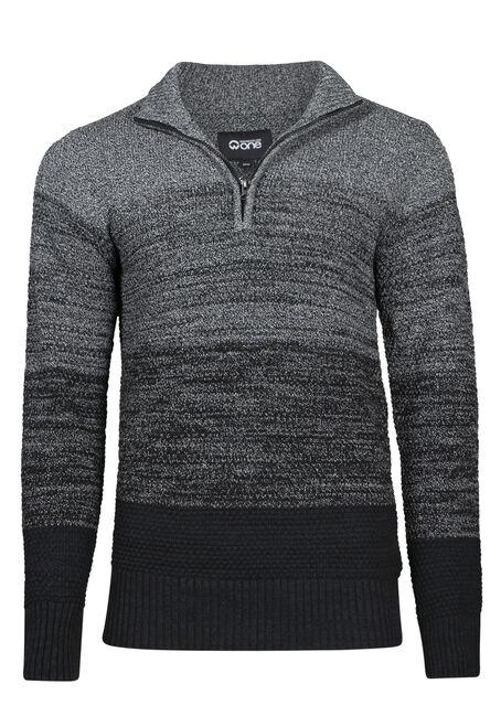 Men's Ombre Sweater