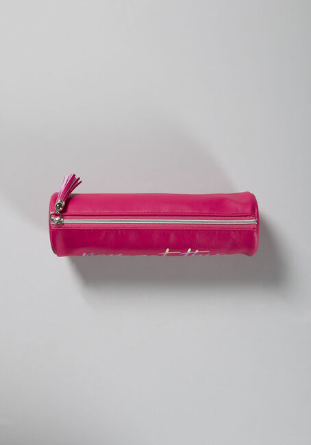 You Got This Tassel Pouch, PINK, hi-res