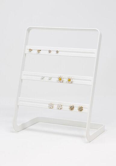 Women's multi pack earring set, GOLD, hi-res