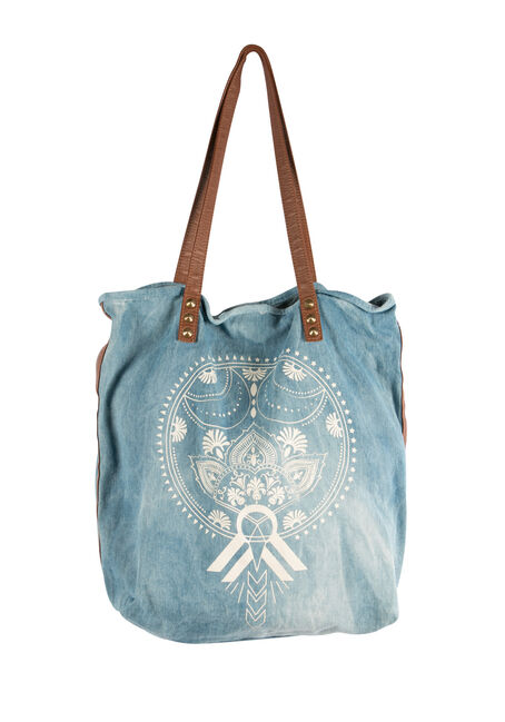 Ladies' Denim Tote