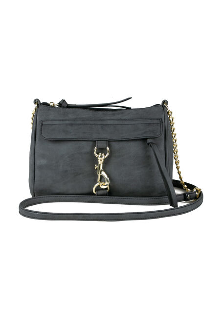 Women's Clip Front Cross Body Bag
