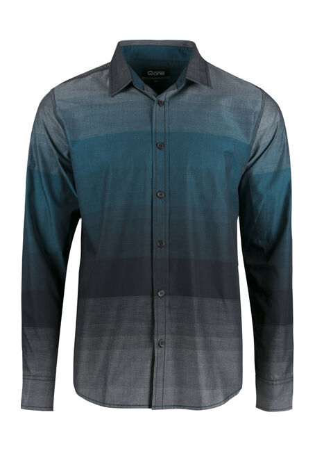 Men's Relaxed Stripe Shirt