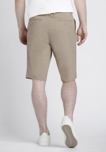 Men's Chino Shorts, STONE, hi-res