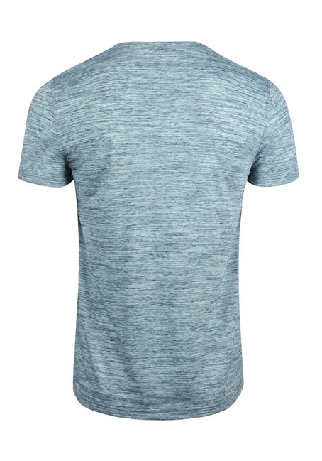Men's Everyday V-Neck Tee, SKY, hi-res
