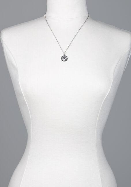 Capricorn Pendant Necklace