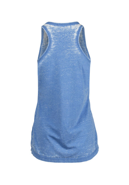 Women's Bad Choices Tank, ISLAND BLUE, hi-res