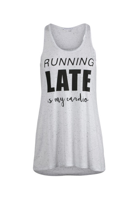 Women's Running Late Cardio Tank