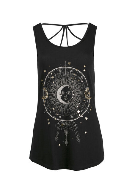 Women's Sun and Moon Tank