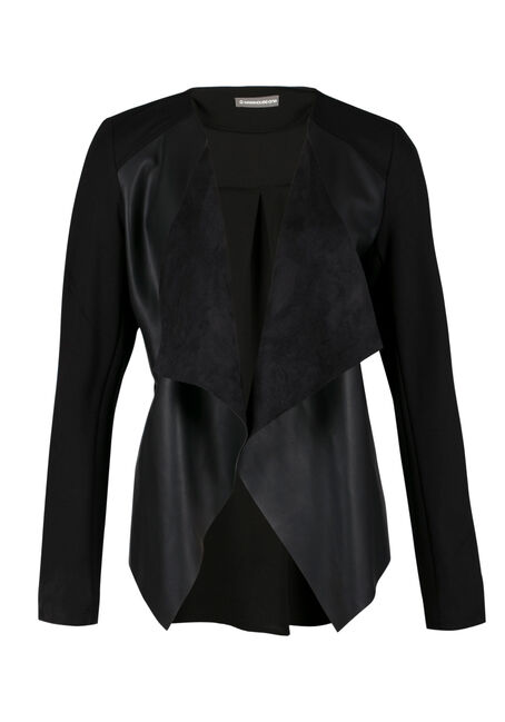 Ladies' Drape Front Jacket