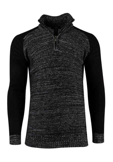 Men's Raglan Sweater
