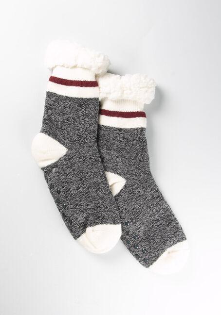 Women's Cottage Slipper Socks