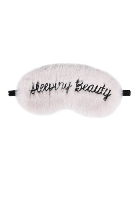 Ladies' Sleeping Beauty Sleep Mask, PALE PINK, hi-res