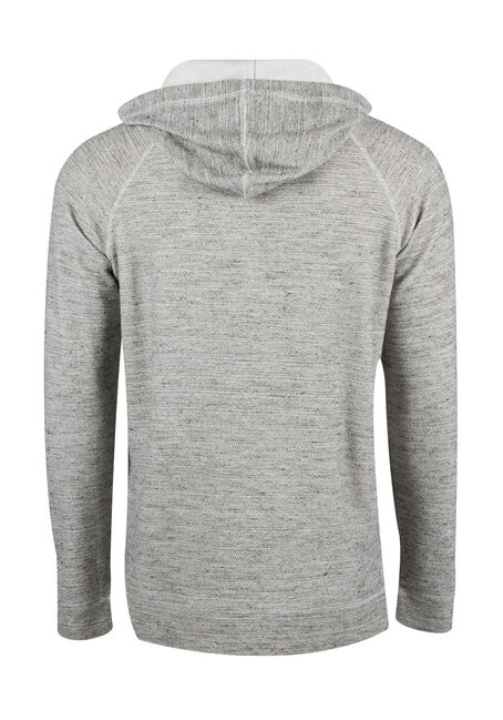 Men's Popover Hoodie, NATURAL, hi-res