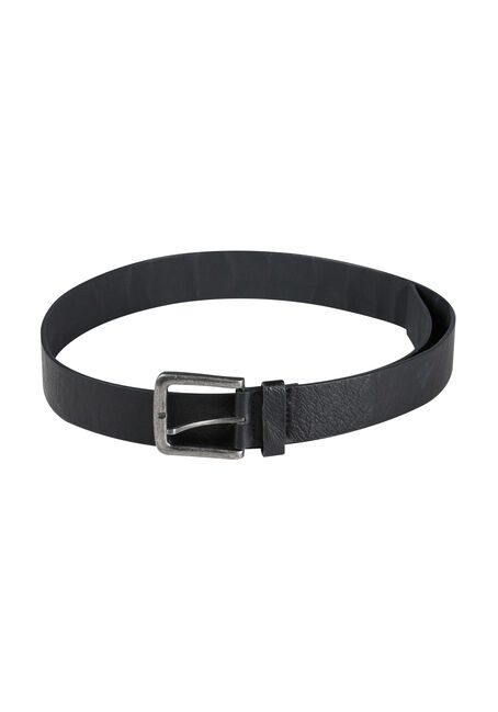 Men's Essential Black Belt