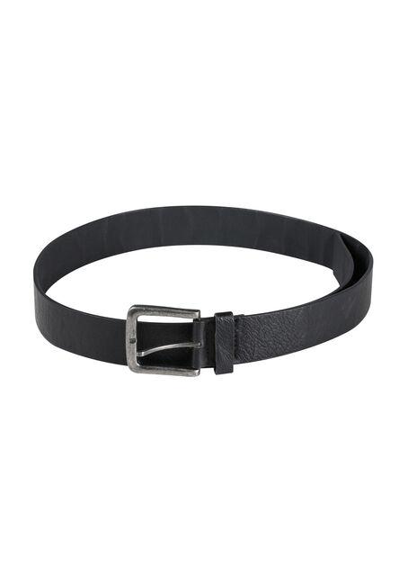 Men's Essential Black Belt